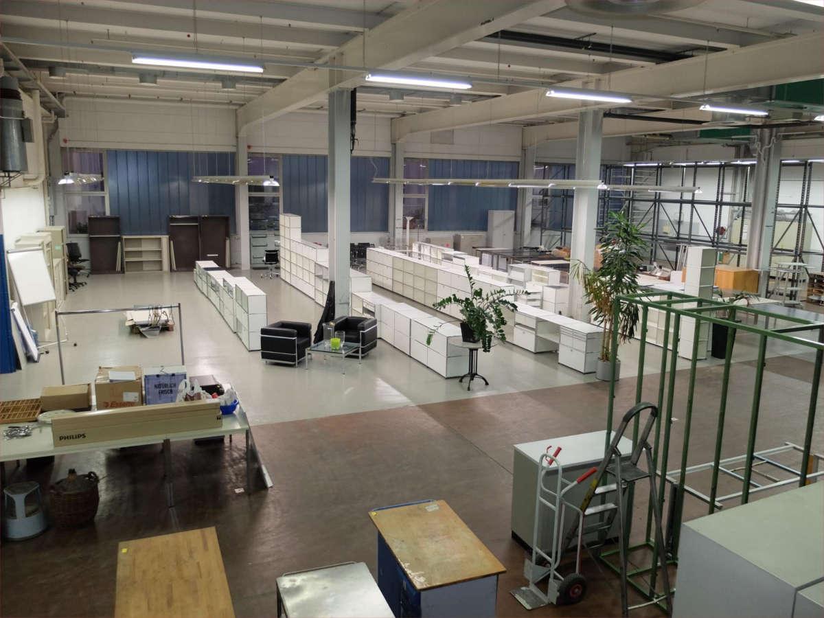 Fuchs Liquidationen Verwertung Räumung Schätzung Inventarisierung